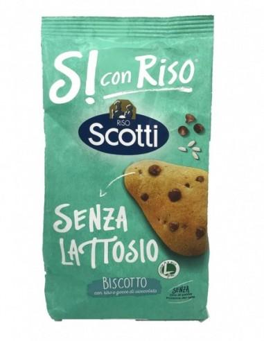 BISCOTTI RISO E GOCCE CIOCCOL SCOTTI...