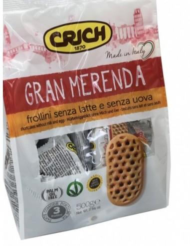 BISCOTTI GRAN MERENDA CRICH