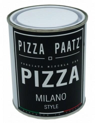 PIZZA, PREPARATO PER FARE UNA PIZZA A...