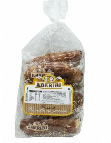 CROISSANT ABARIBI C/ZUCC. 350 G X 6 PZ