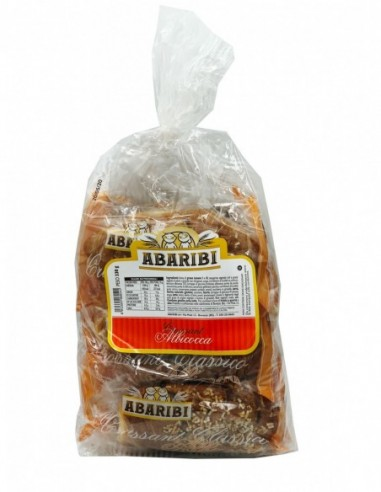 CROISSANT ABARIBI ALBICOCCA 350 G X 6 PZ