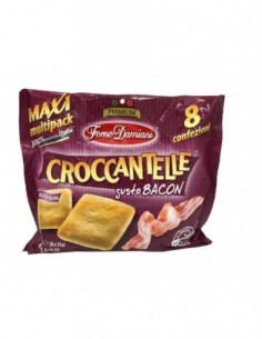 CROCCANTELLE PARTY BACON 180 G