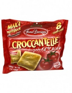 CROCCANTELLE KETCHUP 180G