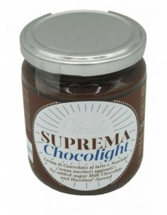 CREMA SUPREMA  CHOCOLIGHT 250G