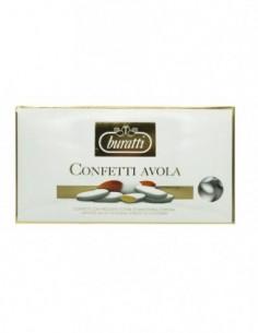 CONFETTI MANDORLA AVOLA REGINA BIANCO KG. 1