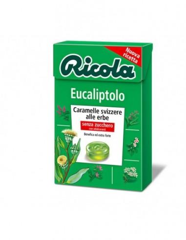 RICOLA EUCALIPTOLO