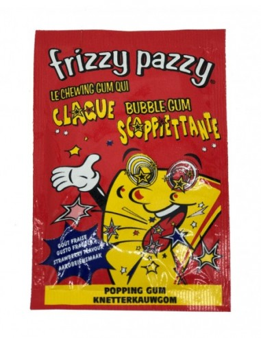 FRIZZY PAZZY ROSSE