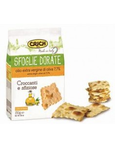SFOGLIE DORATE 150g CRICH
