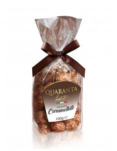 MANDORLE CARAMELLATE 100 g