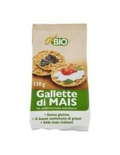 GALLETTE DI MAIS 130g