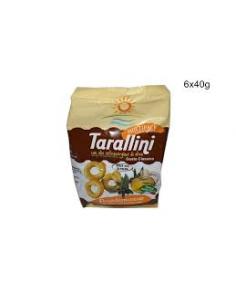 TARALLI MULTIPACK 240g