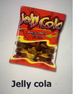 CARAMELLE GOMMOSE JELLY COLA