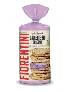 BIO GALLETTE SEGALE 100g