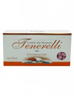 CONFETTI TENERELLI ROSA MANDORLA KG. 1