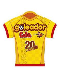 GOLEADOR COLA t-shirt 20PEZZI