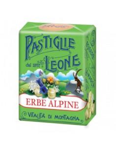 PASTIGLIE LEONE ERBE ALPINE...