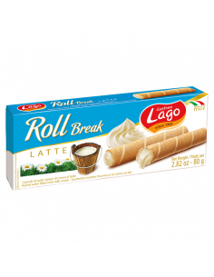 ROLL BREAK LATTE 80g...