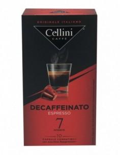 DECAFFEINATO N. 10 CAPSULE