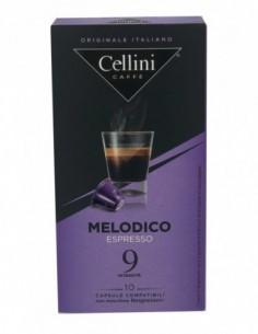 MELODICO N. 10 CAPSULE